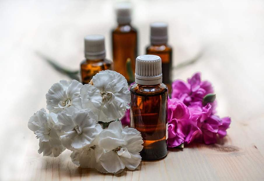 Picture of Rose Oil